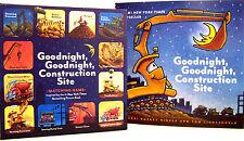 Goodnight, Goodnight, Construction Site by Sherri Duskey Rinker & Matching Game