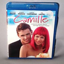 BLU-RAY Camille (SIENNA MILLER/JAMES FRANCO) MINT