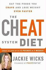 BOOK DIET - The Cheat System by Jackie Wicks Founder of PeerTrainer - Recipes