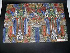AGB ART GOUT BEAUTE Page de Garde MOTIFS TEXTILE MAROC Publicités MODE ART DECO