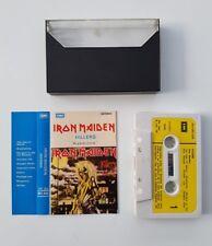 Iron Maiden  killers cassette Spanish