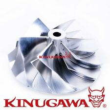 Billet Turbo Compressor Wheel For TOYOTA CT12 CT12A CT12B GT3076 (57 / 76.13)6+6