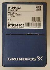 Grundfos Alpha2 25-60 130, nagelneu und OVP 97914902  Schneller Versand