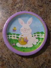 "Easter Dessert / Snack Paper Plates 12 Ct 6 3/4"" Diameter (17.14cm)"