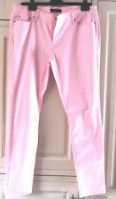 """Levi's Pink 535 Jeans / Leggings - Size  34"""" x 32"""" - BRAND NEW TAGS - RRP £79.99"""