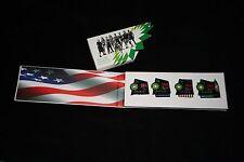 NIP London Olympics 2012 BP Team USA Partnership Pin Collection Set of 4
