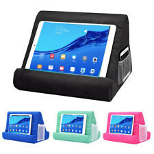 Multi-Angle Tablet Pillow Stand Foam Lap Rest Cushion Laptop Holder Pad Rack