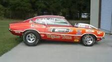 Dyno Don Nicholson Maverick NHRA DRAG 1/64th HO Scale Slot Car Decals