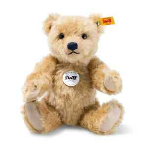 Steiff 027796 Emilia Teddy Bear Reddish Blond with FREE Gift Box