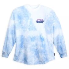 More details for disney parks star wars cloud city tie-dye spirit jersey - new with tags adult xl