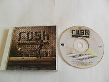 RUSH - Roll the Bones (CD 1991) JAPAN Pressing