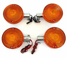 Honda CX CB GL Turn Signal Winker Lens 334023776   Amber