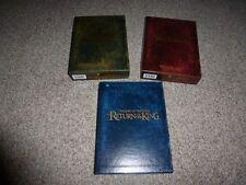 DER HERR DER RINGE - Trilogie - extended Special Edition - 12 DVDs - Trilogy