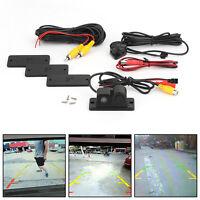 Sound Alarm + Parking Sensor Radar + Voiture Caméra de Recul 3 in 1 System Kit