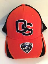 release date 411cf f9ac8 Oregon State Beavers Top of the World Memory Fit Stretch fit hat OSFM Orange
