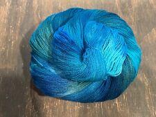 Teton Knitting Company Sky Lace Yarn Hand Dyed Jenny Lake