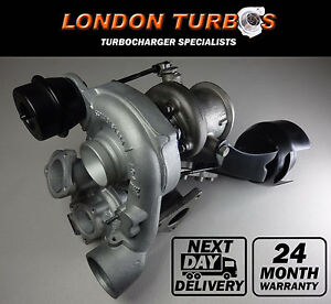 Mercedes Sprinter 2.2CDI 213 216 313 316 416 413 Twin  Bi-Turbo Turbocharger