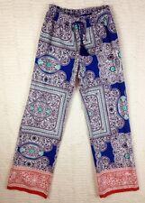 Eloise by Anthropologie Womens size XS Pajama Lounge Pants w Drawstring Tassel