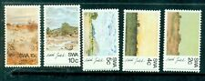 South West Africa 1973 Paintings of Adolph Jentsch     5 values Mint MNH
