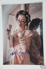 Marta Bizon 20x30cm  Bild + Autogramm / Autograph signed in Person .