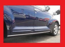 2 Piece Chrome Rocker Trim Molding Side Spears For Chrysler Models