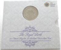 2015 British Royal Mint Princess Charlotte Royal Birth £5 Five Pound Coin Pack