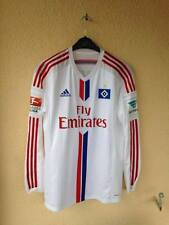HAMBURGER HSV MATCH WORN TRIKOT JERSEY SHIRT BUNDESLIGA