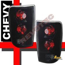 Dark Smoke Tail Lights For 95-04 Chevy Blazer GMC Jimmy 96-01 Oldsmobile Bravada