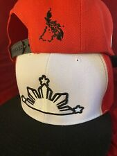 Philippines hat filipino pinoy pinay flag 3 stars and sun Black And red islands
