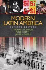 Modern Latin America (TP) Thomas Skidmore & Peter Smith