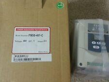 FM50 Adjustable  SPEED DRIVE FM50-401-C Voltage:480 HP:1 Amps:2.3