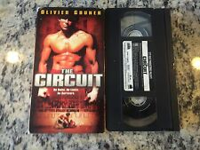 THE CIRCUIT RARE OOP VHS 2001 BAREKNUCKLE BOXING FIGHT TO DEATH OLIVIER GRUNER!