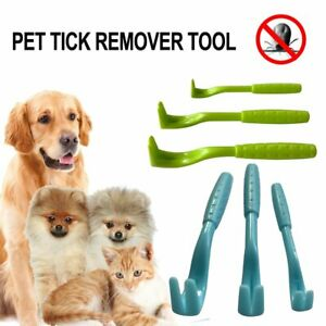 3PC Pet Flea Remover Tool Scratching Hook Remover Tick Picker Flea Removal Tool&
