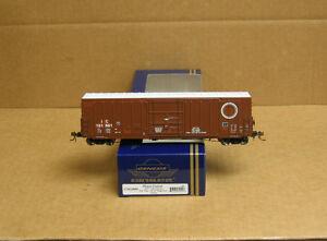 "ATHEARN G69093 HO IC 50' PC&F Ex Post 10'6"" plug door box car #151659 - 10% OFF"