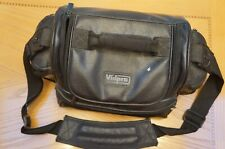 Retro Style Vidpro Camera Bag with Carry Handle and Shoulder Strap