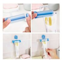 Tubenpresse Zahncreme Spender Zahnpastaspender Tube Badezimmer Quetscher