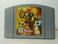 Blast Corps Nintendo 64 N64 Video Game Authentic Tested Working
