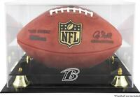 Baltimore Ravens Team Logo Football Display Case - Fanatics
