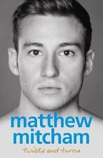 TWISTS AND TURNS - MITCHAM, MATTHEW/ WRITER, L. (CON) - NEW BOOK