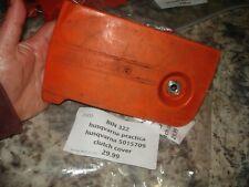 Husqvarna practica   clutch cover  5015709   chainsaw part Bin  322