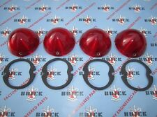 1954 Buick Tail Light Lenses. Guide. OEM #5945026. Show Quality. Set of 4