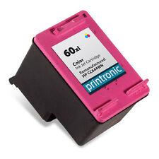 Color HP 60XL Ink Cartridge - DeskJet D2568 D2645 D2660 D2663 D2680 F2400 F2420