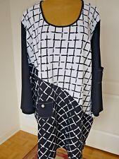 NWT Artex scoop neck dress/long tunic sz 4X 24W 26W md in Canada