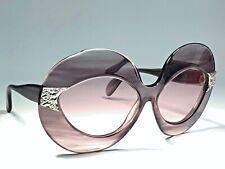 Vintage Serge Kirchhofer Mod 953 braun Aviator Sonnenbrille sunglasses NOS