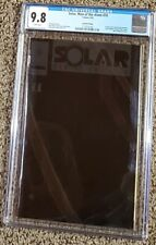 Solar Man of the Atom #10 Second Print CGC 9.8 NM/MT White pages 2nd
