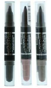 Rimmel Magnif'eyes 2in1 Eyeshadow & Kohl Eyeliner Choose Your Favorite One - New