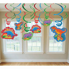 Peppa Pig Hanging Foil Swirl Decorations 12ct