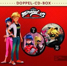 2 CDs * MIRACULOUS - ORIGINAL ZUR TV-SERIE / DOPPEL-BOX (FOLGE 9+10) # NEU OVP &