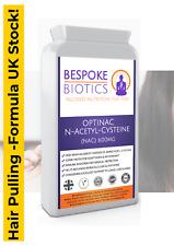 OPTINAC N-Acetyl-Cysteine NAC Trichotillomania Hair Pulling Treatment 120 Caps