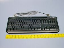 Microsoft 600 ANB-00002 Wired Keyboard Spill Proof